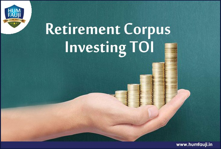 Retirement Corpus Investing