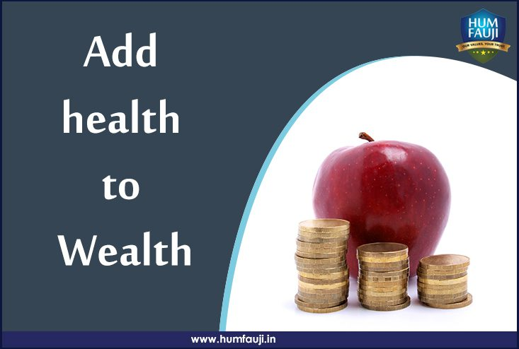 Add health to Wealth