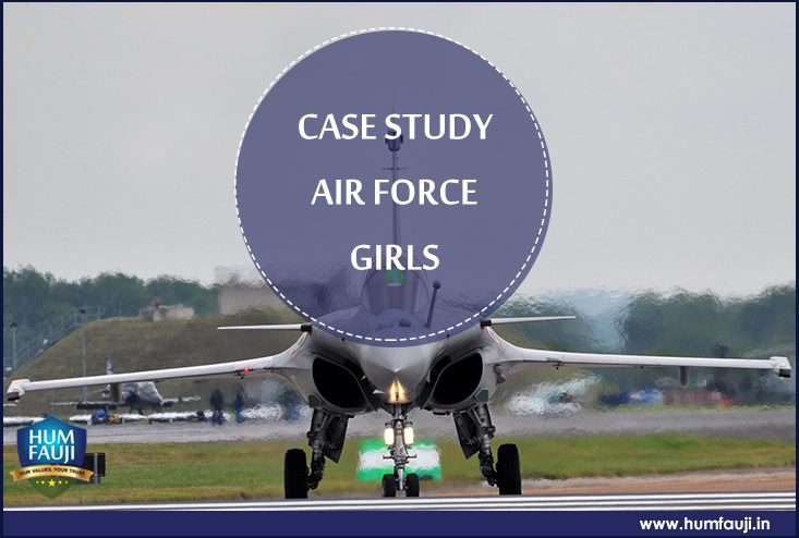 CASE STUDY AIR FORCE GIRLS