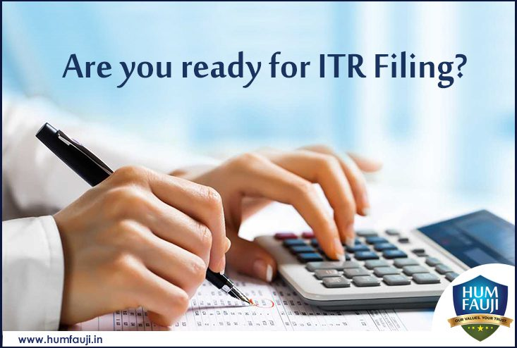 Are you ready for ITR Filing?