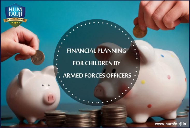 FINANCIAL PLANNING FOR CHILDREN BY ARMED FORCES OFFICERS