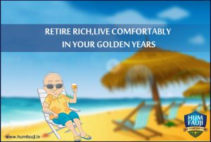 Retirement funds investment for Defense, army army Officers,