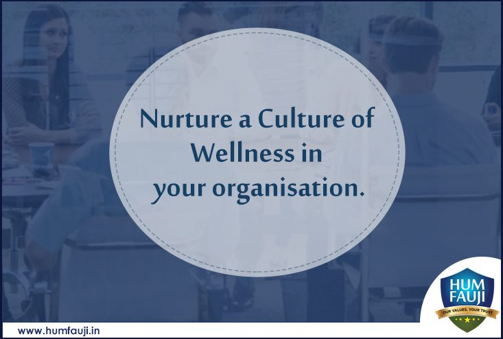 How you can nurture a culture of wellness