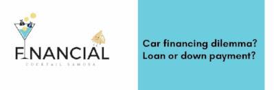 Car Financing Dilemma