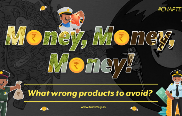 Money, Money, Money! - What wrong products to avoid?