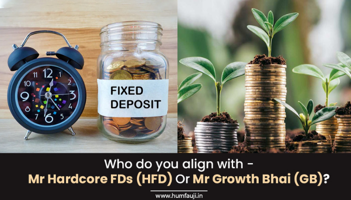 FD or growth