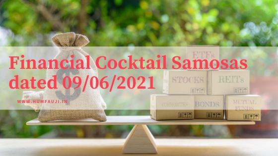 FINANCIAL COCKTAIL SAMOSAS
